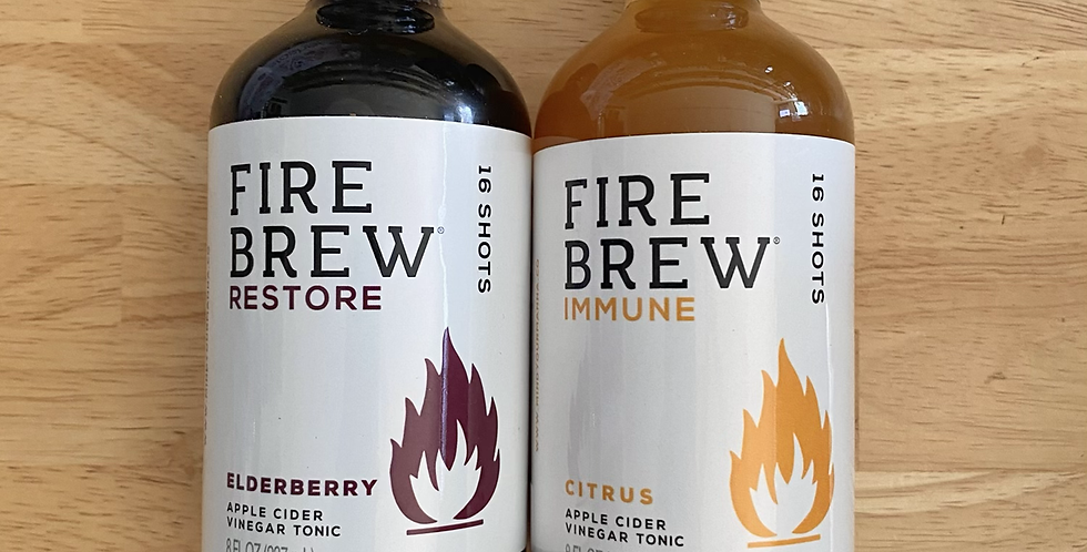 Fire Brew Wellness Tonic