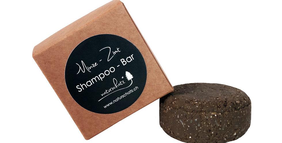 Shampoo - Bar Minze-Zimt