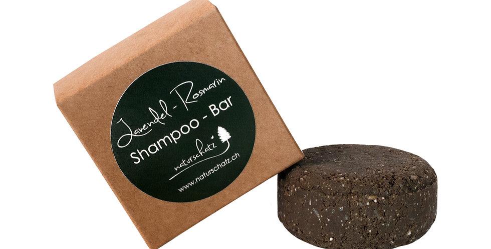 Shampoo - Bar Lavendel-Rosmarin