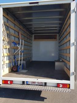 Transhoc & Fils - camionnette 4