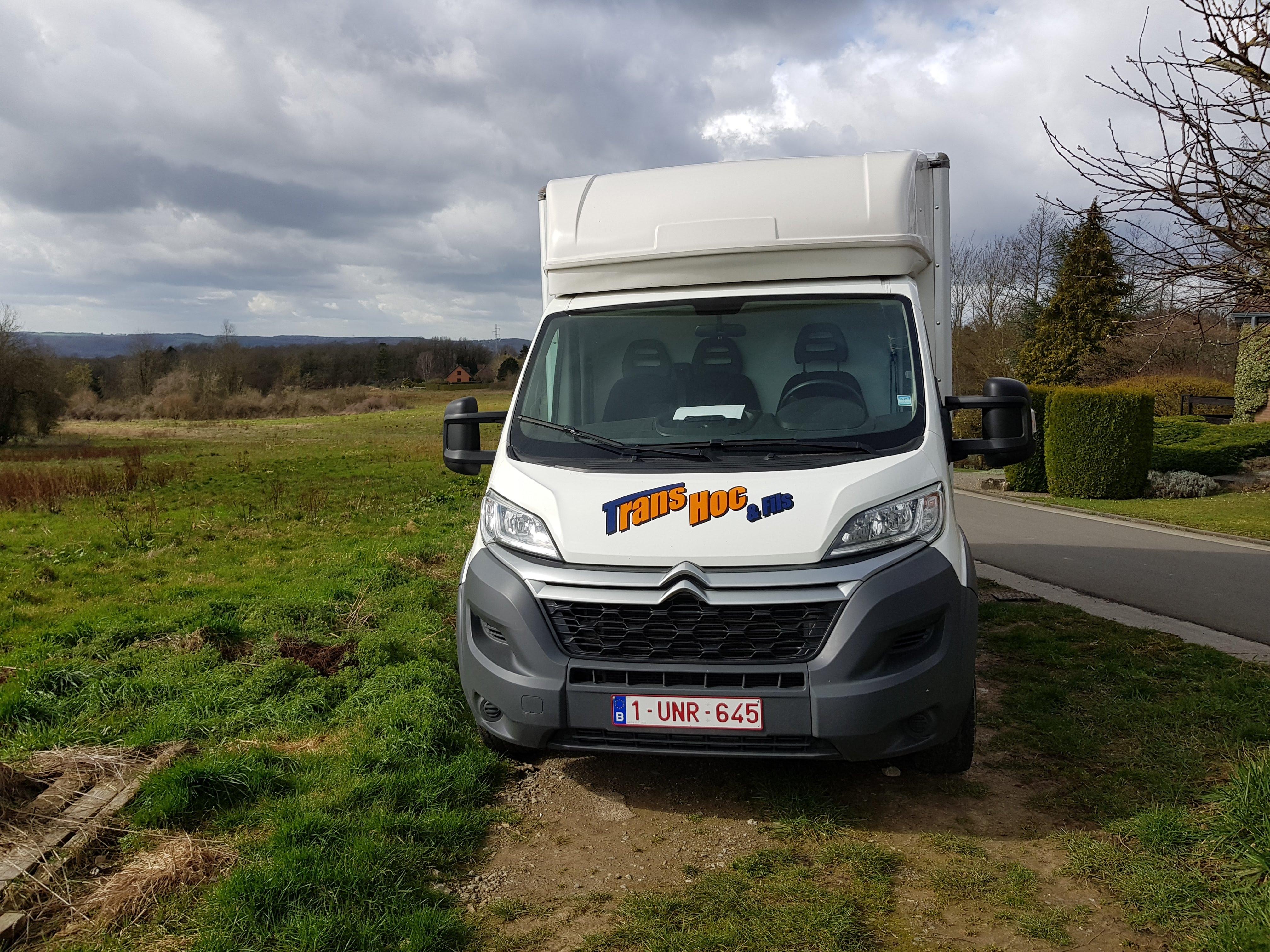 Transhoc & Fils - Camionnette 3