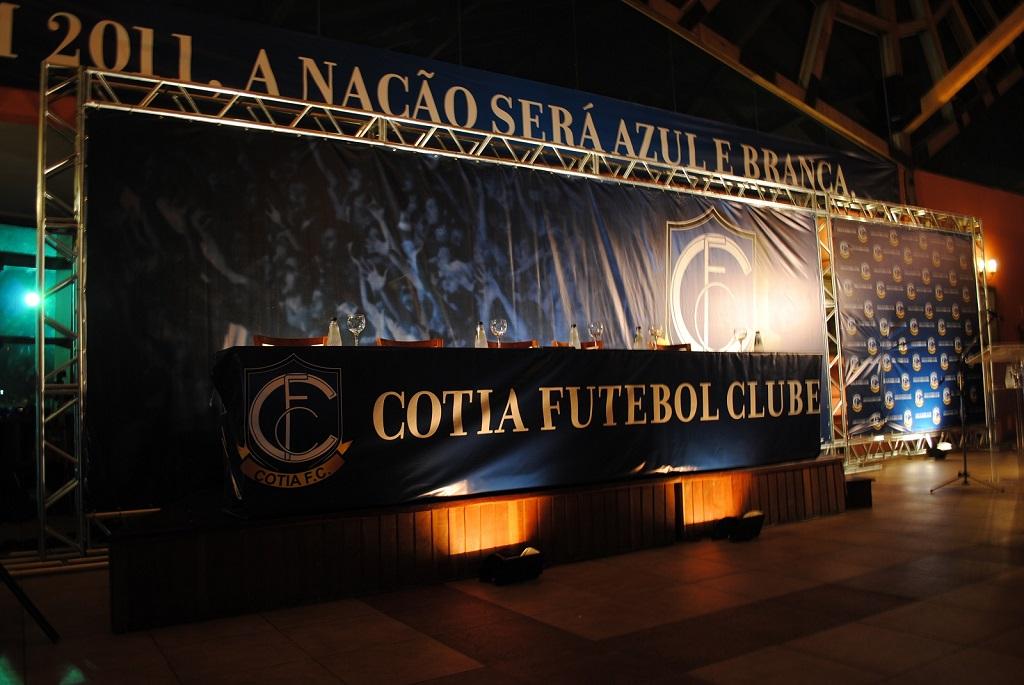 Cotia Futebol Clube - Gramado