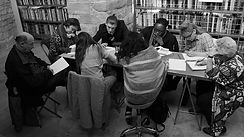Atelier d'écriture au Gingko Art, à Pontoise