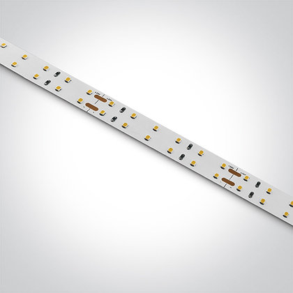 SMD2835 LEDs, 120LEDs/meter, 28,8W/meter.