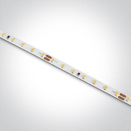 SMD2216 LEDs, 140LEDs/meter, 9,6W/meter.
