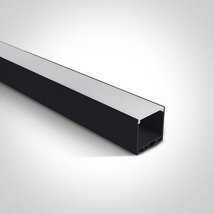 Алюминиевый профиль для LED ленты 7912