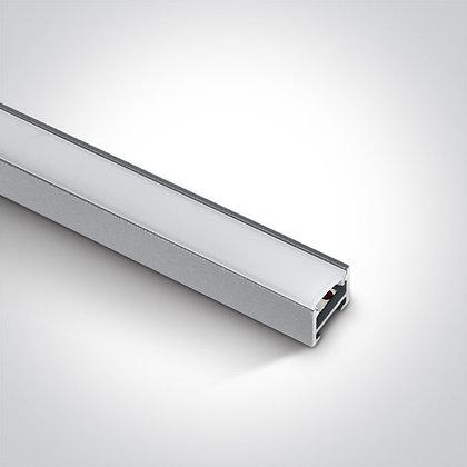 Алюминиевый профиль для LED ленты 7836