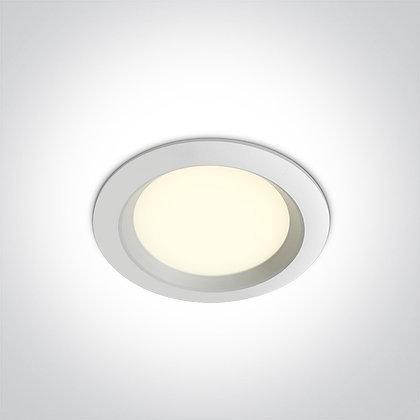 Встраиваемый светильник 7W Downlight Fixed LED
