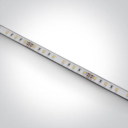 SMD2835 LEDs, 60LEDs/meter, 14,4W/meter.