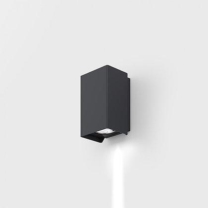Влагозащищённый светильник Down 08.2003.4.930.GR