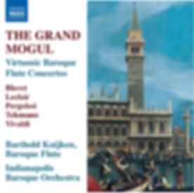 The Grand Mogul CD