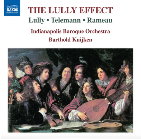 The Lully Effect CD
