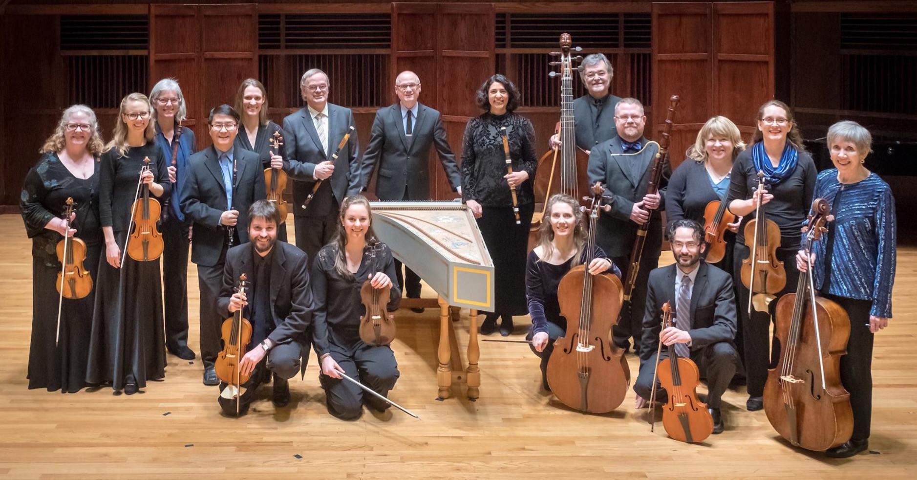 Indianapolis Baroque Orchestra   Indianapolis   IndyBaroque