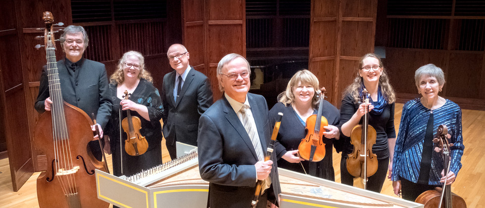 Indianapolis Baroque Orchestra Chamber Players
