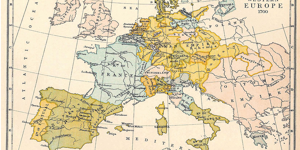 Ticket to Ride: A Musical Journey through Baroque Europe
