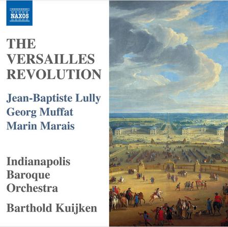 The Versailles Revolution CD
