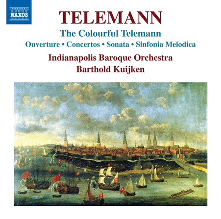 The Colourful Telemann CD