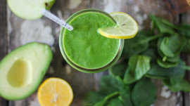 Recipe: Rainbow Connection Green Smoothie