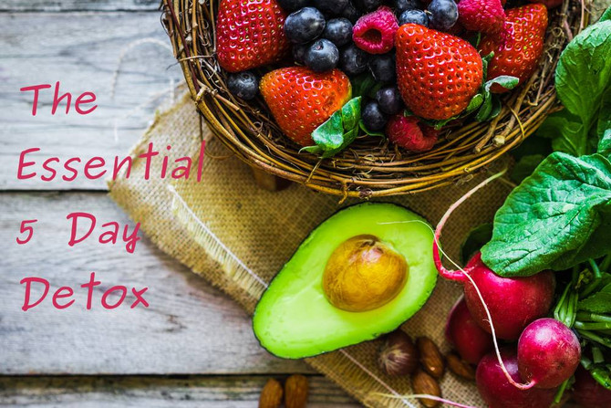 The ESSENTIAL 5 Day Detox