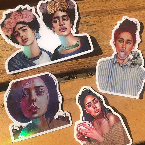 Summer Sticker Pack