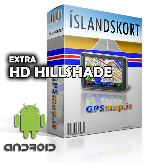 HD Hillshade for Android