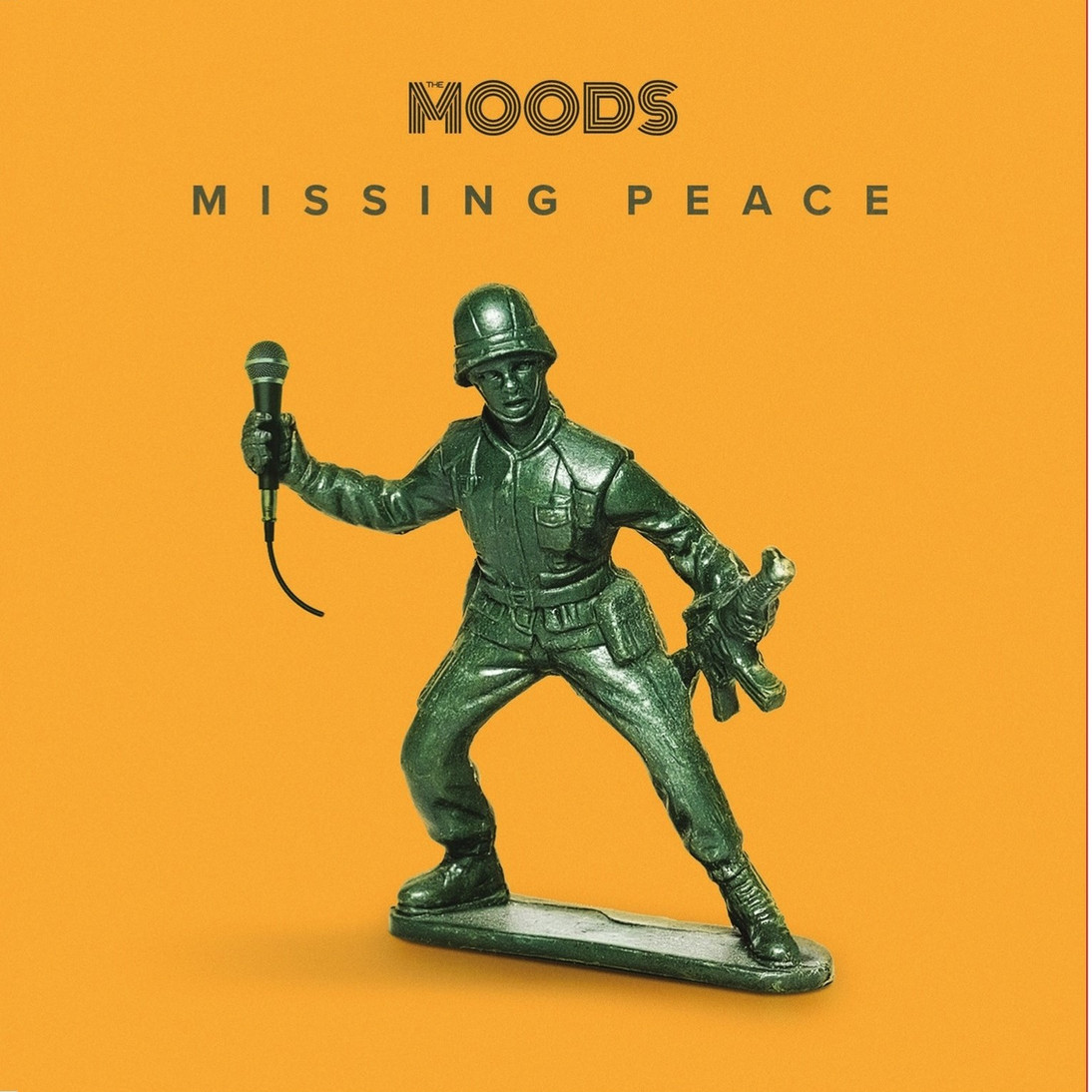 The Moods Missing Peace Skiddle A1M Records Album Single Cover Release Manchester