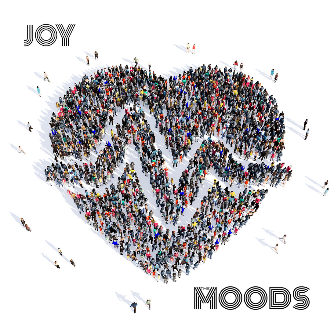 The Moods Joy Album Cover A1M Records Manchester