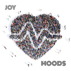 The Moods Joy Album Cover A1M Records Manchester