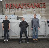 Renaissance Live Music Album Cover A1M Records