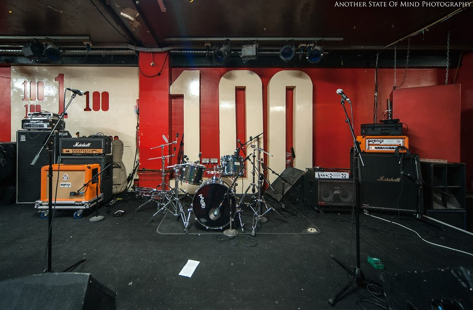 100 Club Release Cover