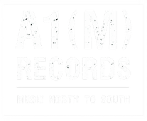 A1M Records Logo White Label