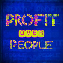 Profit Over People - The Moods