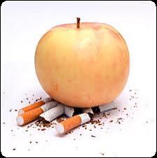 Η διατροφή αρωγός στο κόψιμο του τσιγάρου