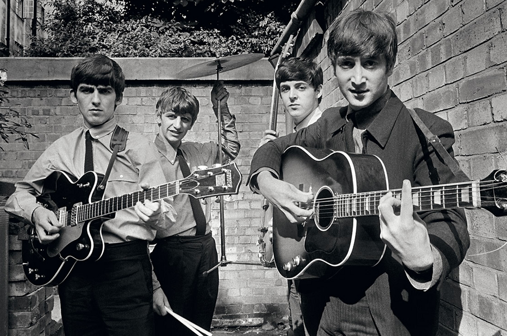 © Terry O'Neill - The Beatles