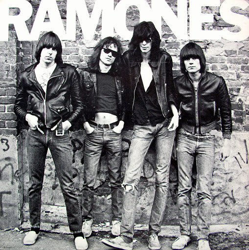 Ramones by Roberta Bayley