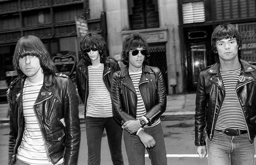 Ramones by Ebet Roberts