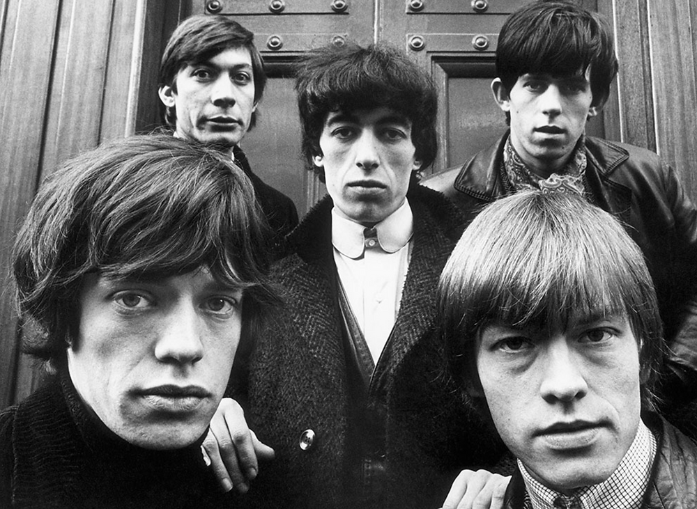 © Terry O'Neill - The Rolling Stones, 1964