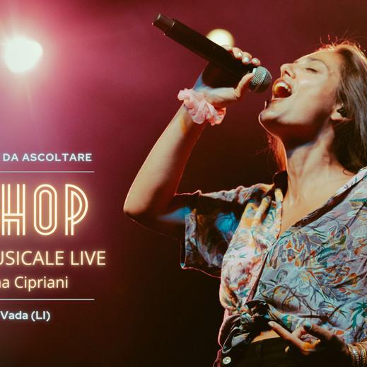 WORKSHOP DI FOTOGRAFIA MUSICALE LIVE A CURA DI VALENTINA CIPRIANI