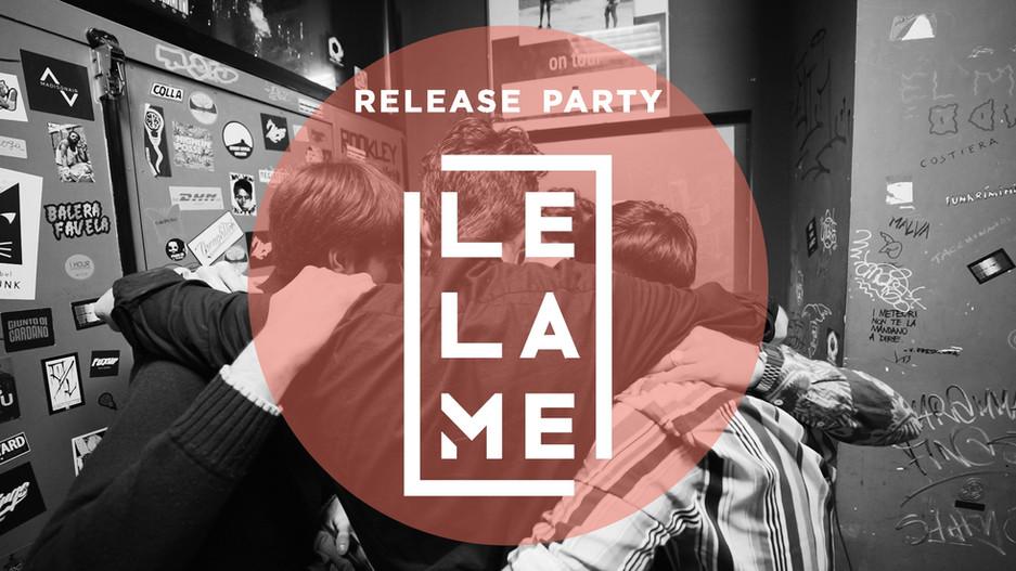 Release Party Le Lame