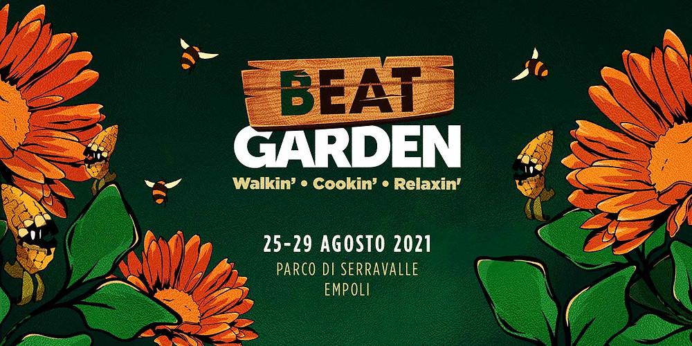 Beat Garden Empoli Beat Festival concerti di 25 Agosto: Bnkr & Friends 26 Agosto: Venerus 27 Agosto: Frah Quntale 28 Agosto: Myss Keta