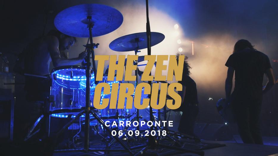The Zen Circus Carroponte