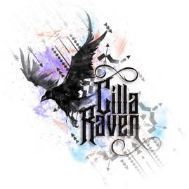 Cilla Raven Logo