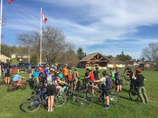 Bike Season Wrap-Up Ride, Pizza and BIKE Giveaway!!!