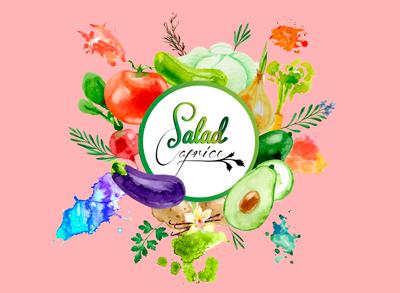 Salad Caprice