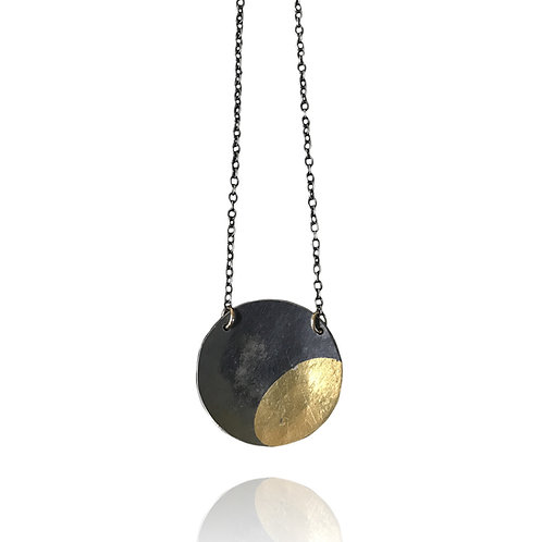 Lunar Eclipse Necklace