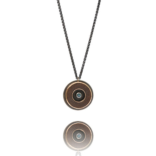 Large Rusted Necklace