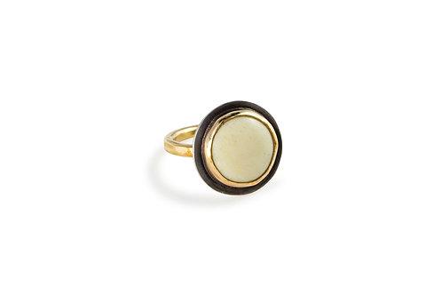 Vintage Bone Ring