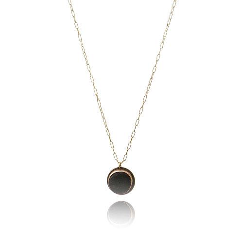Basalt Stone Necklace