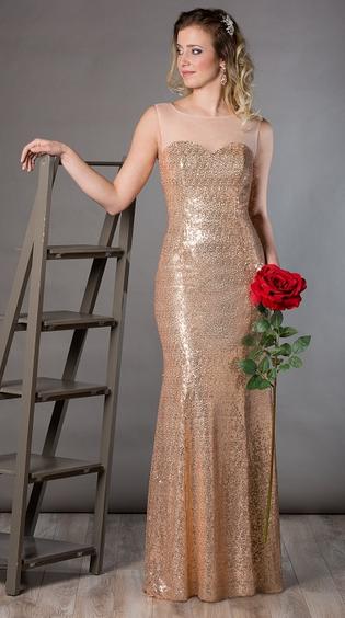 Nt- sparkle rose gold
