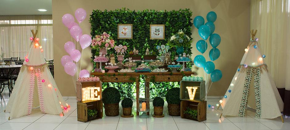 Decoração Festa Infantil Tema Bosque